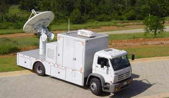 X-Band Dual Polarization Mobile Weather Radar (Mobmet)