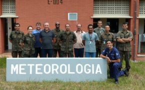 Atmos hosts training for technicians and meteorologists at the Alcântara Launch Center (CLA)