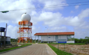Acceptance of São Luís Weather Radar