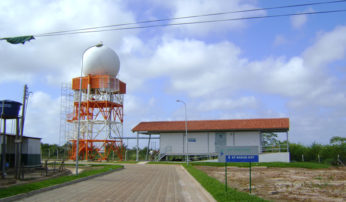 S-Band Weather Radar (RMD-710S)