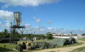 Completion of TPS-B34 Air Defense Radar Modernization