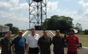 Cruzeiro do Sul Air Defense 3D Radar Modernization Acceptance